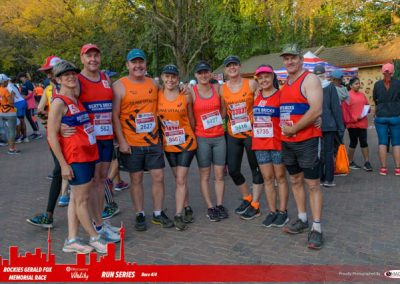 2019 Rockies Gerald Fox Memorial Race with G. Fox and Discovery Vitality